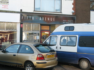 Fifth Avenue Hayling Island