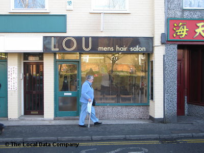 "Lou Men""s Hair Salon Lutterworth"
