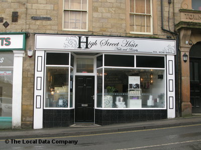 High Street Hair Dronfield