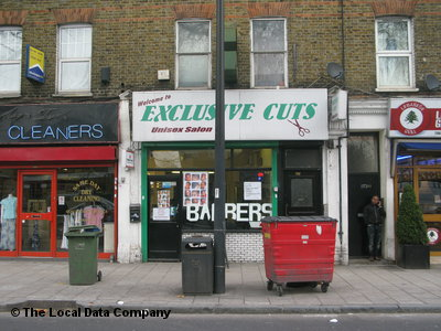 Exclusive Cuts London