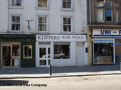 Klippers Hair Design Hawick