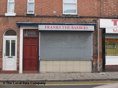 Franks The Barbers Chester