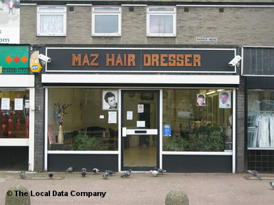 Maz Hairdresser London
