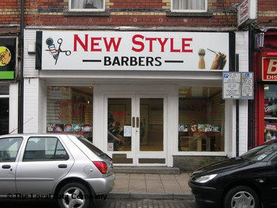 New Style Barbers Neath