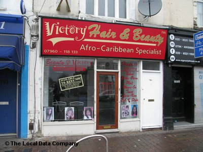 Victory Hair & Beauty London