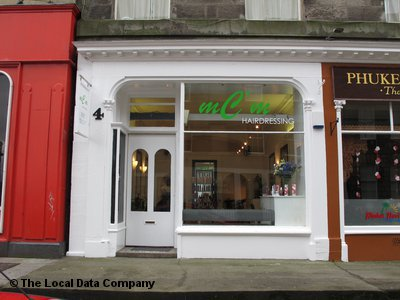Mcm Hairdressing Edinburgh