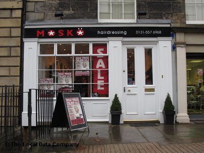 Mosco Hairdressing Edinburgh