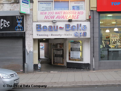 Beau - Belle Spa Liverpool