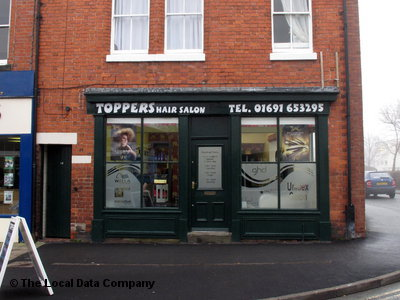 Toppers Hair Salon Oswestry