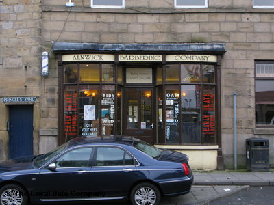 The Alnwick Barbering Company Alnwick