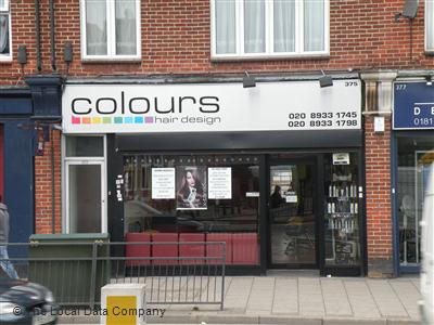 Colours Barbers & Hairdressing Harrow