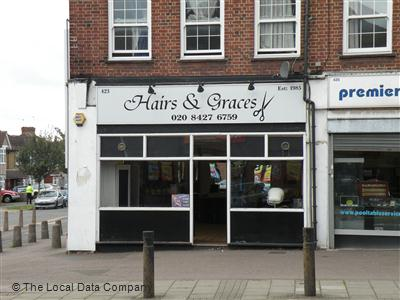 Hairs & Graces Harrow