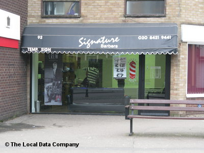 Signature Barbers Bushey