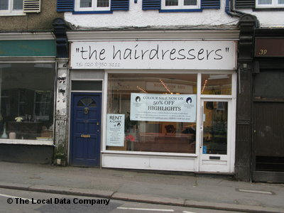 The Hairdressers Bushey