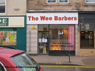 The Wee Barbers Dunoon