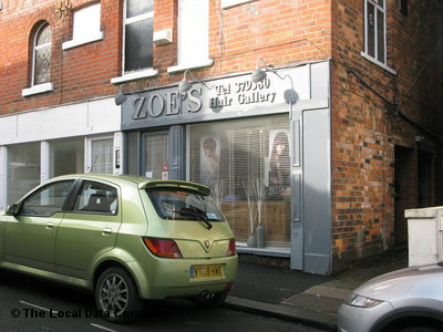 "Zoe""s Hair Gallery Scarborough"