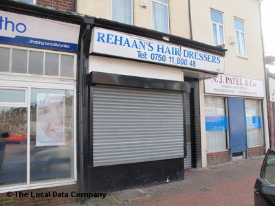 Rehaans Hairdressers Smethwick