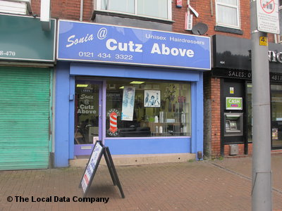 Sonia At Cuts Above Smethwick