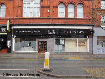 Face Beauty Centre Liverpool