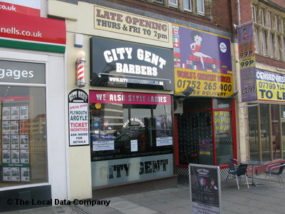 City Gent Barbers Plymouth