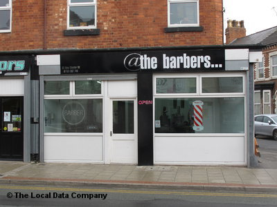 @ The Barbers Wirral