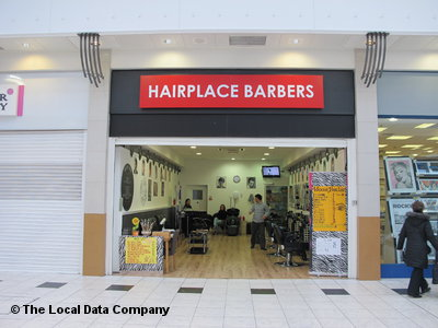 Hairplace Barbers Glasgow