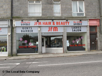 J F M Hair & Beauty Aberdeen