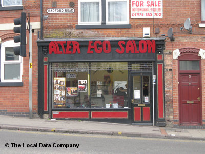 Alter Ego Salon Nottingham