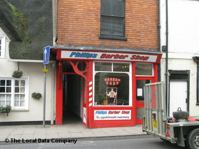 "Philip""s Barber Shop Horncastle"