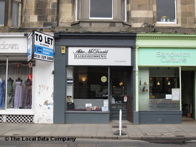 Abbie Mcdonald Hairdressing Edinburgh