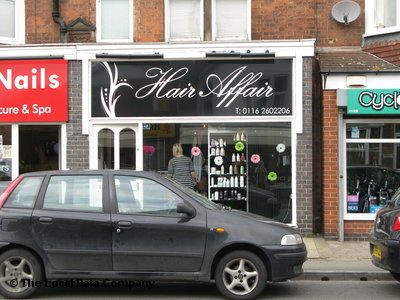 Hair Affair Leicester