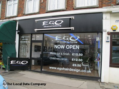 Ego Advanced Barbering Barnet