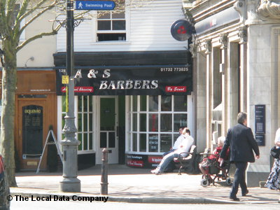 A & S Barbers Tonbridge