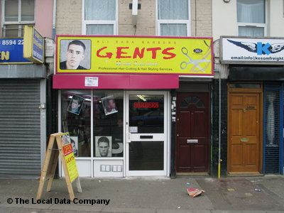 Ali Baba Gents Salon Barking