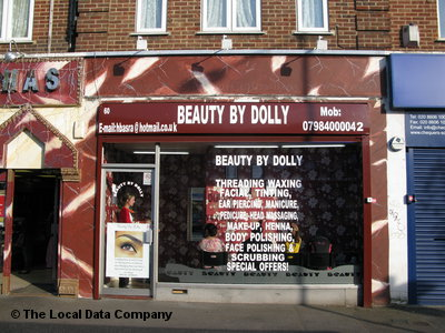 Beauty By Dolly Hayes