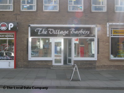 The Village Barbers Stockport