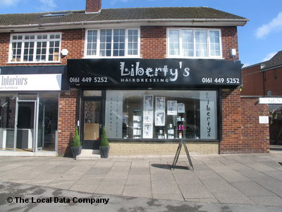 "Liberty""s Hairdressing Stockport"