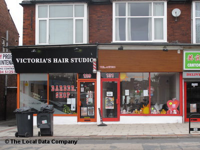 "Victoria""s Hair Studio Southport"