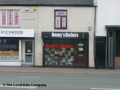 "Danny""s Barbers Stockport"