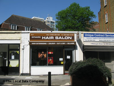 "Di""nard Hair Salon London"
