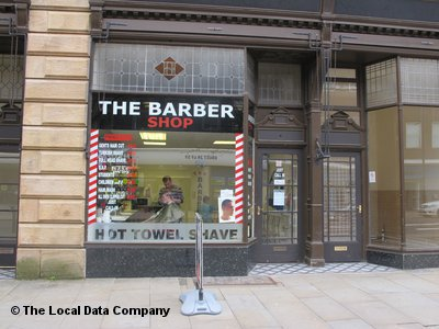 The Barber Shop Bolton