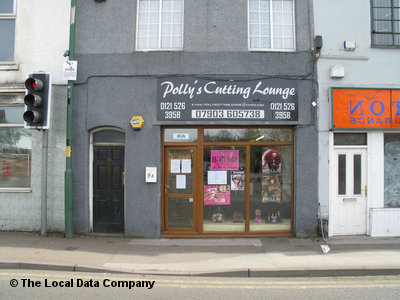 "Polly""s Cutting Lounge Wednesbury"
