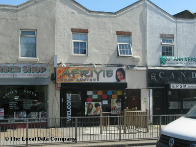 Afriyie Hair Design Thornton Heath