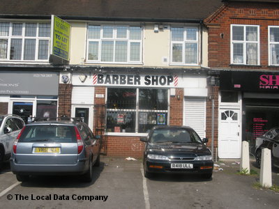 The Barber Shop Solihull