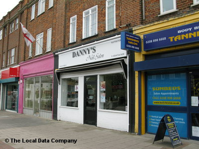 Dannys Hair Salon Twickenham