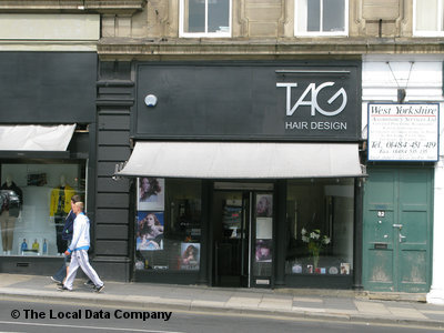 Hairdressers in Huddersfield