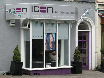 Icon Hairdressing Swansea