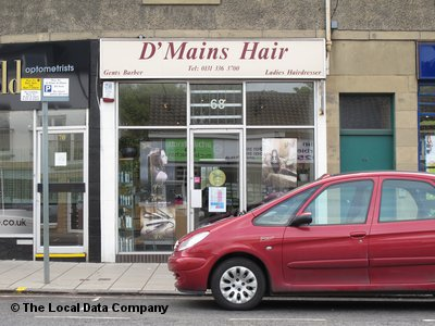 D Mains Hair Edinburgh