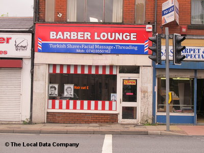 Barber Lounge Bolton