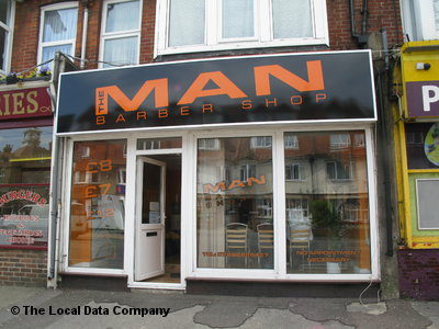 The Man Barber Shop Bognor Regis